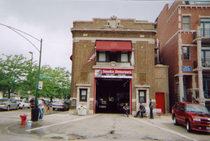 The Wrigleyville Firehouse